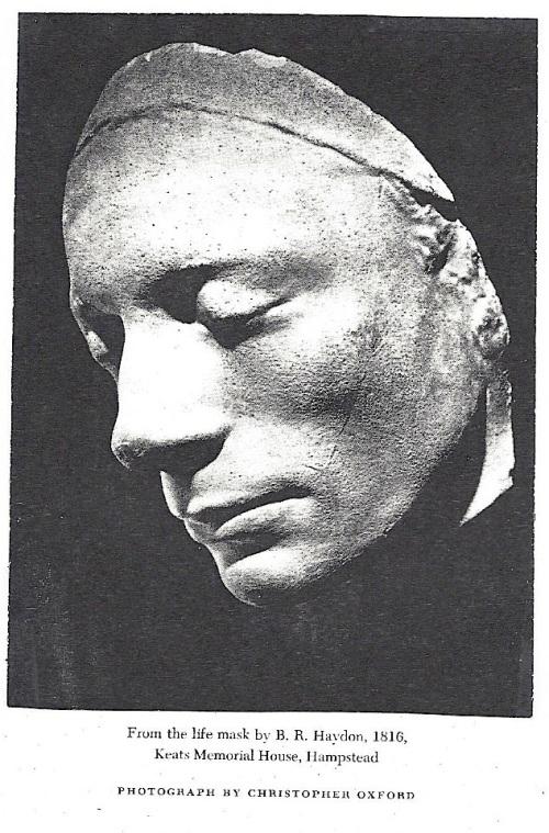 keatsdeathmask