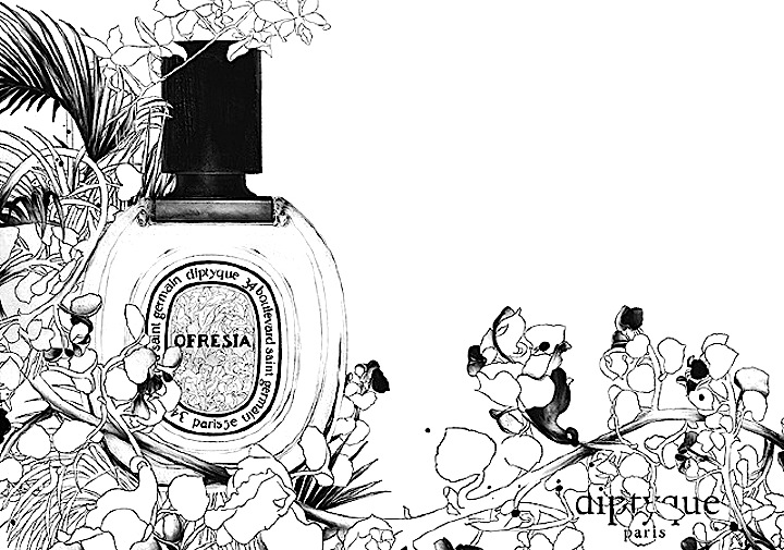 THE PEPPERED FRESHNESS: : OFRESIA by DIPTYQUE (1999) | The ...