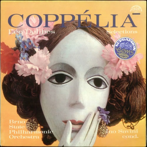 Delibes+-+Coppelia+-+selections+-+LP+RECORD-531242