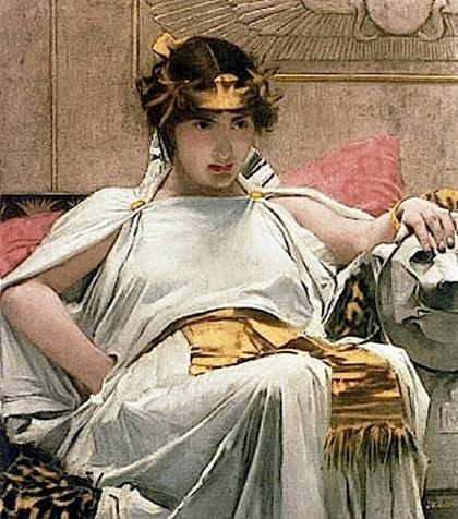 waterhouse_cleopatra