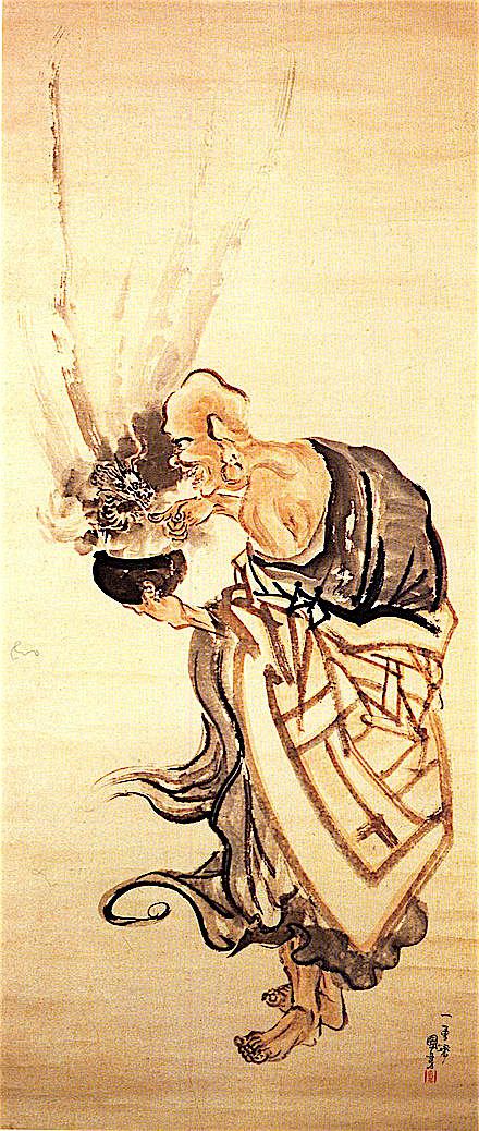 440px-Kuniyoshi_Utagawa,_The_arhat_Handaka.jpg
