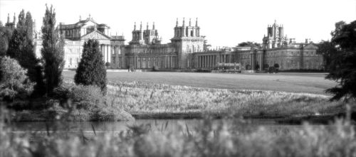 Reason 48 - Blenheim Palace water