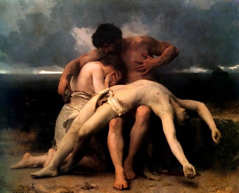BouguereauTheFirstMourning1888