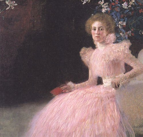 Sonja Knips Gustav Klimt